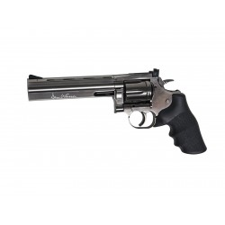 Réplique airsoft Dan wesson 715 6 pouces steel grey CO2 non blow back | ASG