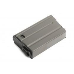 Chargeur gris 190 billes pour réplique airsoft GR16 électrique   G&G