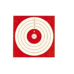 Cible 10 x 10 cm, par 1000 Europ-Arm
