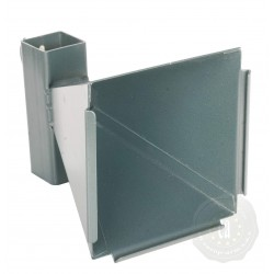 Porte cible conique 14 x 14 cm | Europ-Arm