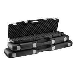 Mallette de transport ABS noire 125 x 25 x 10 cm | Europ-Arm