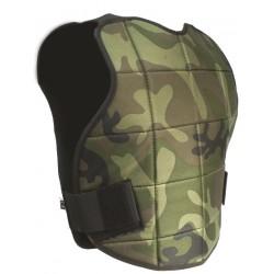 Gilet souple camouflage | Sport attitude