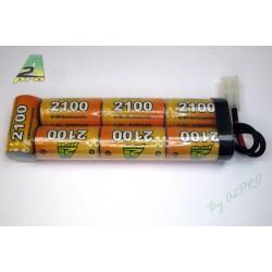 Batterie Ni-Mh 8,4 V - 2100 mAh, A2 Pro