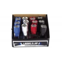 Lampe à LED - Différents coloris | Lumitorch