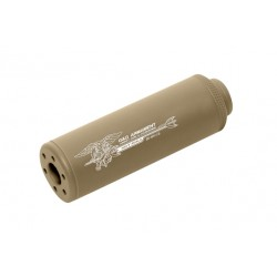 "Extension de canon ""SS-100"" tan 14 mm anti-horaire 