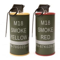 Réserve de billes en forme de fumigène M18, par 2 | G&G