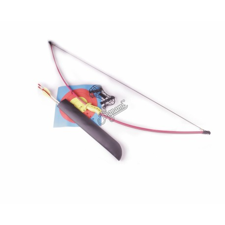 Arc fibre 130 cm 20-30 livres   Fun line