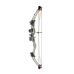 Arc à poulie M107 30 / 40 / 50 Livres camo | Europ-Arm