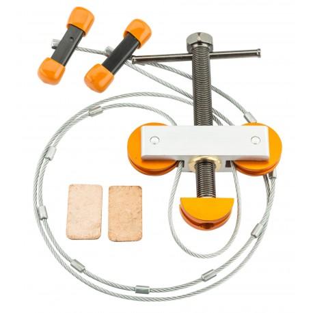 Presse portable pour arc à poulie | Europ-Arm