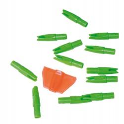 Encoche intérieure verte, par 12 | Europ-Arm