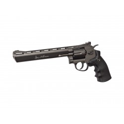 Réplique airsoft Dan Wesson 8'' anthracite CO2 non blow back | ASG