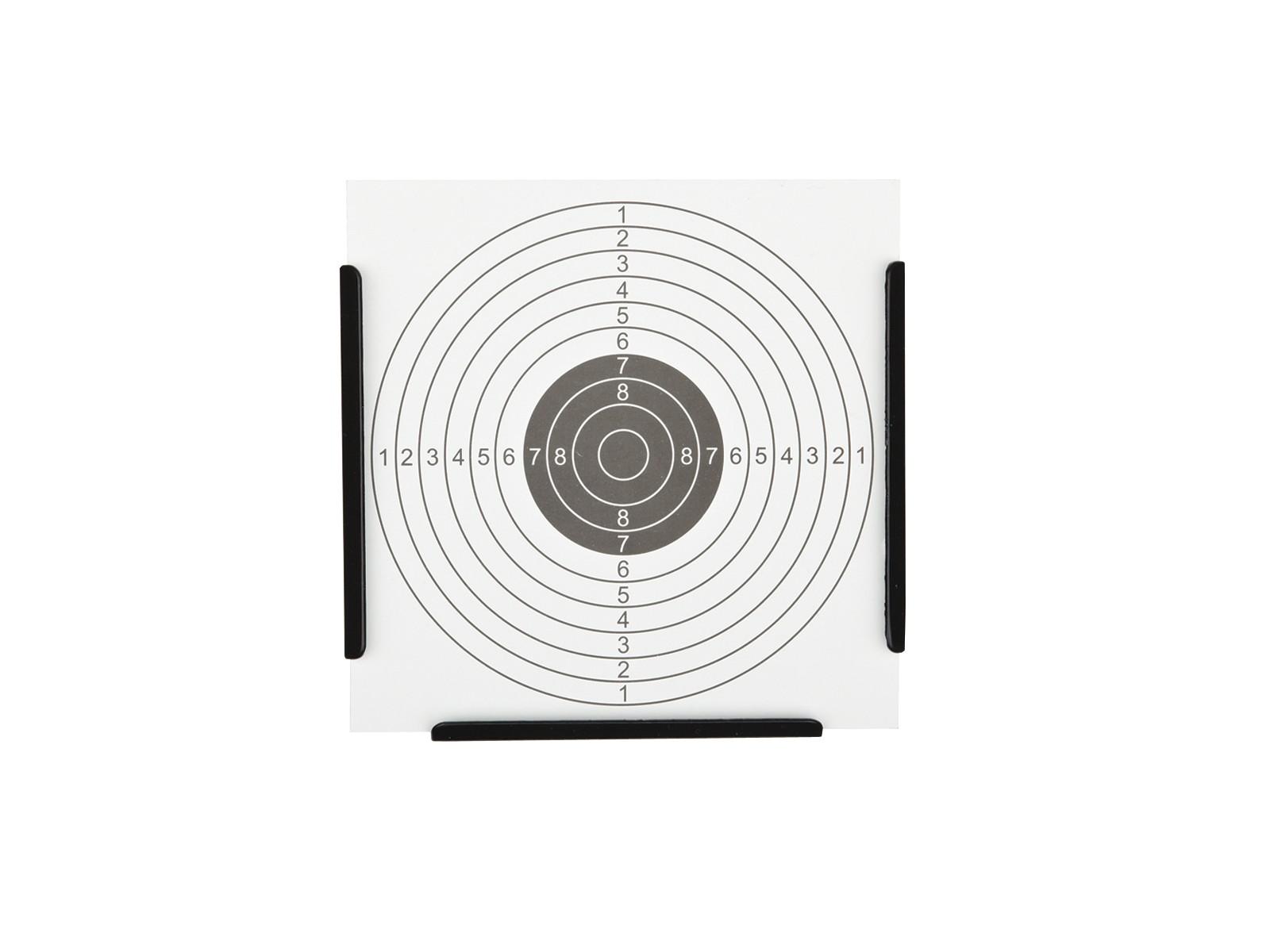 Porte Cibles M/étal Conique Accessoire Airsoft Asg
