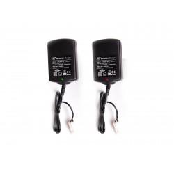 Chargeur de batterie Ni-Mh et Ni-Cd de 4,8V à 9,6V | ASG