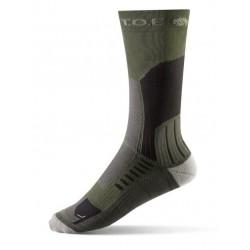Chaussettes climat chaud longues marches OD   T.O.E