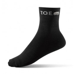 Chaussettes actives noires | T.O.E