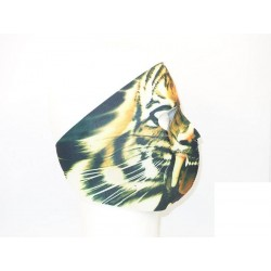 Masque néopréne intégral camo tiger | DMoniac