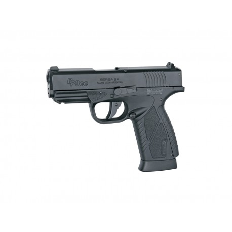 Réplique airsoft Bersa BP9CC CO2 blow back | ASG