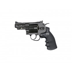 Réplique airsoft Dan wesson 2.5'' noir CO2 non blow back | ASG