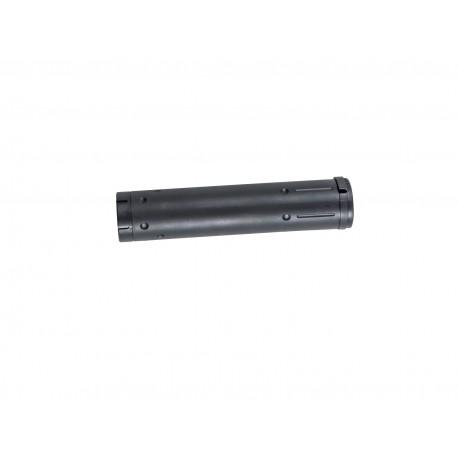Extension de canon noir avec attache rapide | ASG