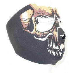 Masque néoprène intégral dead face | DMoniac