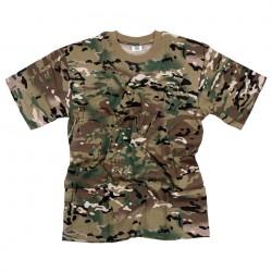 T-hirt recon camouflage DTC / Multi | 101 Inc