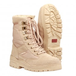 Chaussures de sniper tan | Fostex