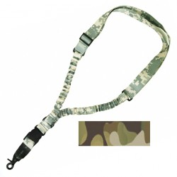 Sangle bungee 1 point camouflage DTC / Multi | 101 Inc