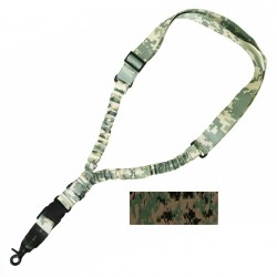 Sangle bungee 1 point camouflage digital | 101 Inc